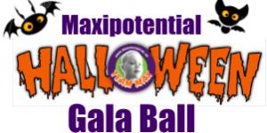 Halloween Ball Logo